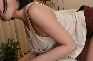 InnocentYume Aoi bj's a tasty chisel in sensual manners